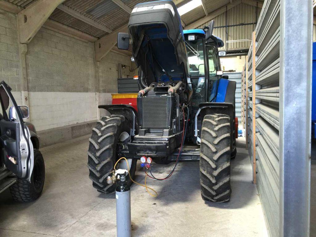 Agricultural - CFC refrigerant (R134a)