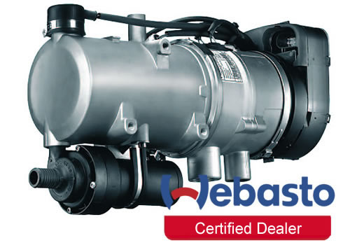 Webasto Certified Dealer